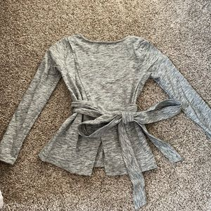 Beautiful J. Crew wrap blouse